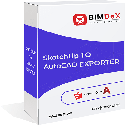 SketchUp to Exporter