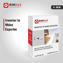 Inventor to Revit Exporter