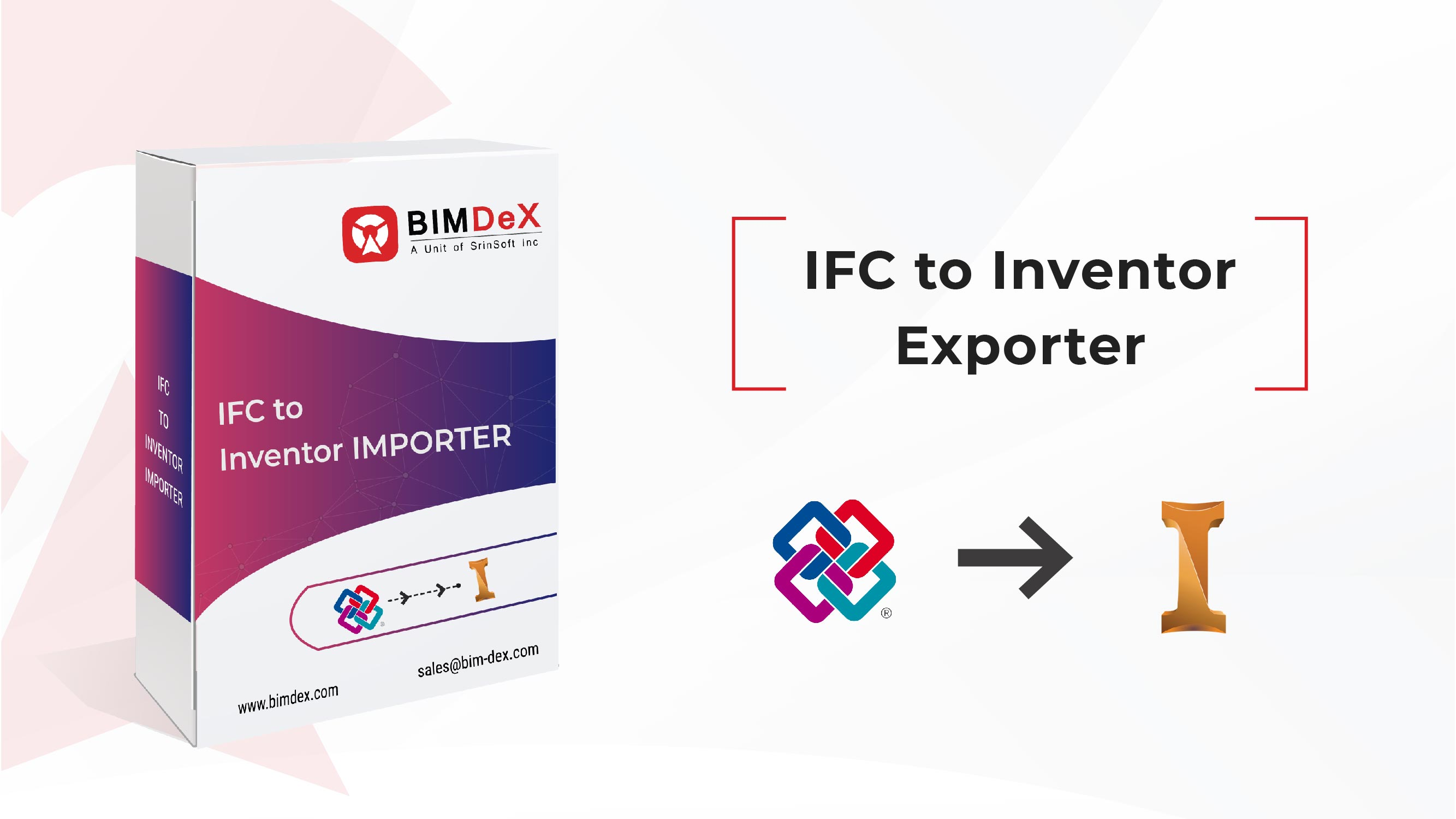 IFC to Inventor