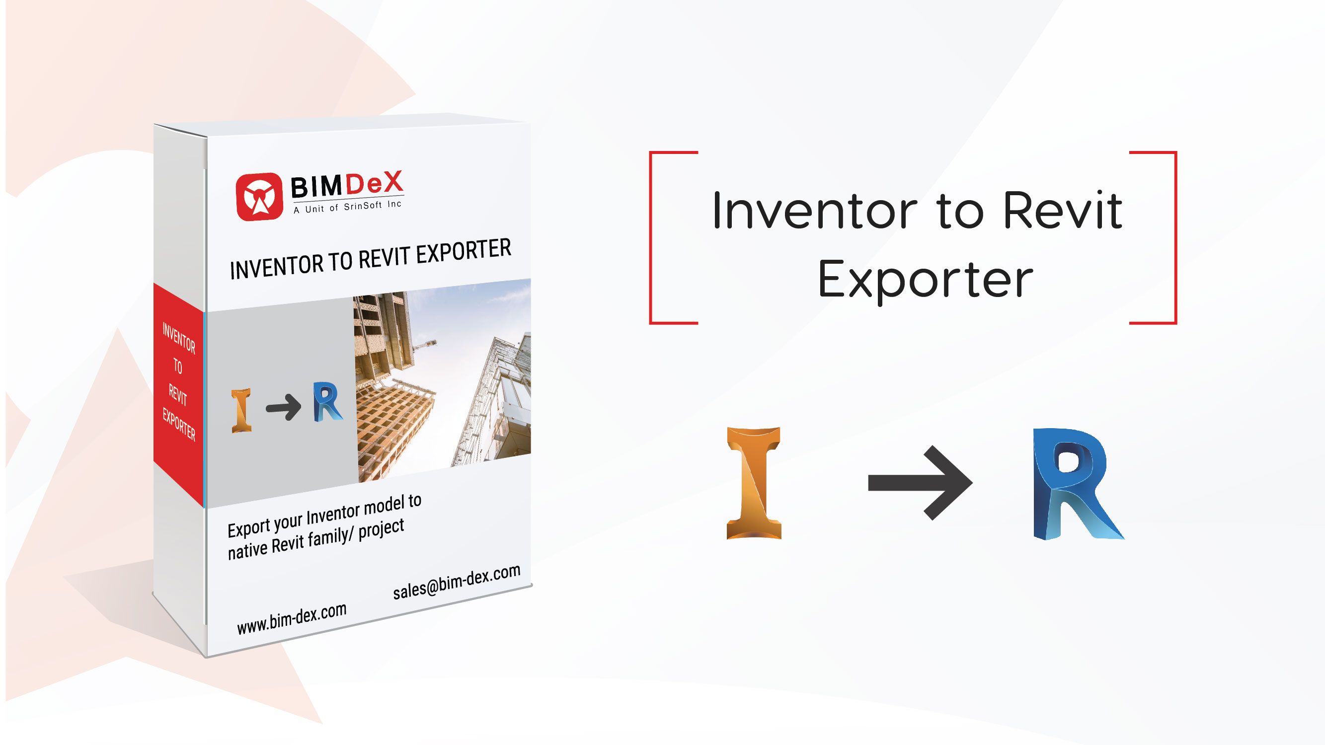 Free Inventor to Revit Exporter   Importer, Converter, plug-in, add