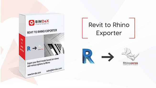 Free Revit to Rhino Exporter | Importer, Converter, plug-in