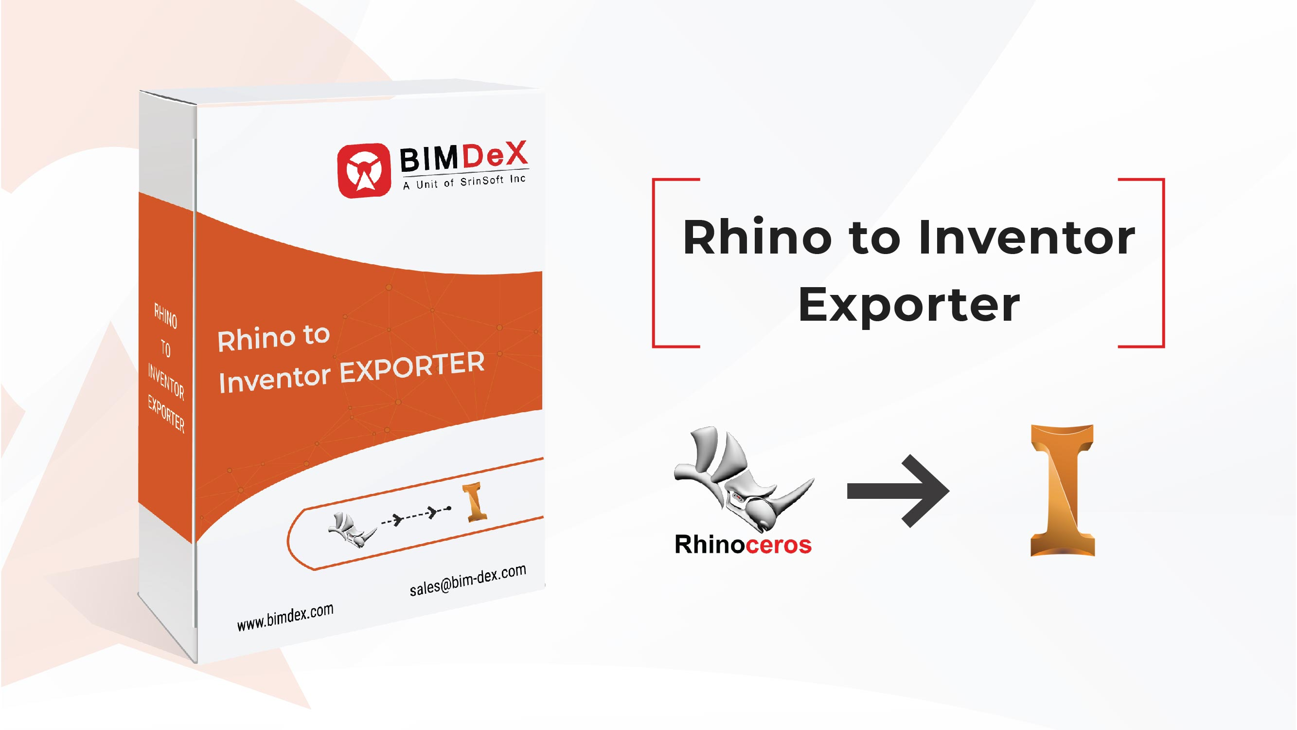 Rhino to Inventor