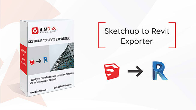 Free SketchUp to Revit Exporter | Importer, Converter, plug-in, add
