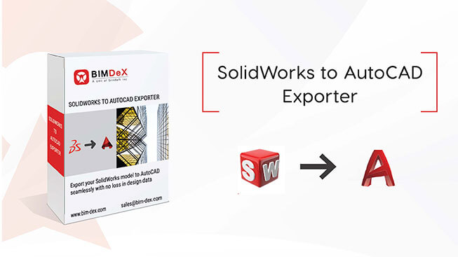 SolidWorks to AutoCAD