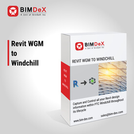 Revit to Windchill
